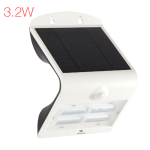 Solazen IP54 wall light (White)