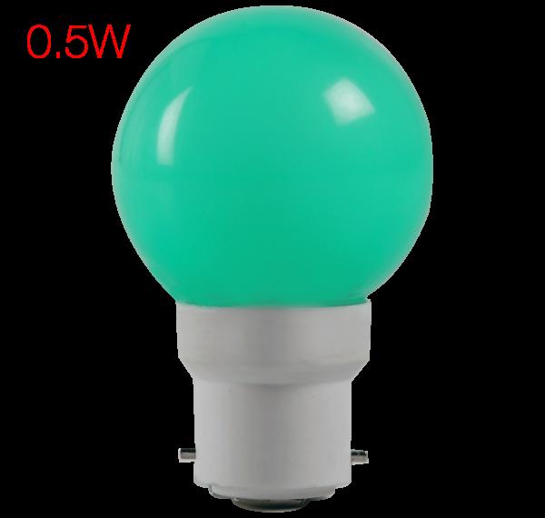 Adore LED 0.5 W Coloured