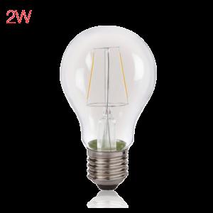 BrightFill LED Filament A60 - 2 W