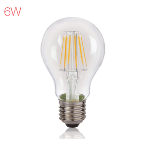 BrightFill LED Filament A60 - 6 W