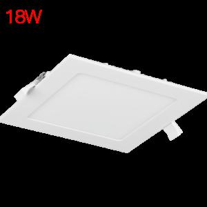 Octane Square LED Panel 18 W 3000 K