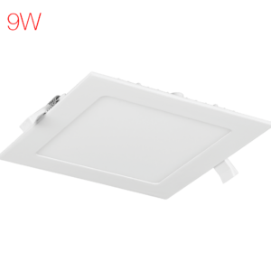 Octane Square LED Panel 9 W 6500 K