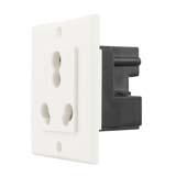 16 Amp 2x1 Socket