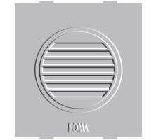 ROMA SILVER, BUZZER DURA 240V~50HZ