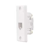 2 Line Telephone Jack (RJ11) (flush Mounting, Switch Size)