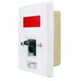 32amp Flush DP switch with Red indicator Lamp