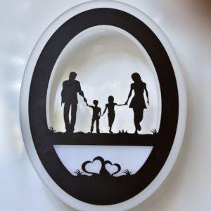 Family Design wall light