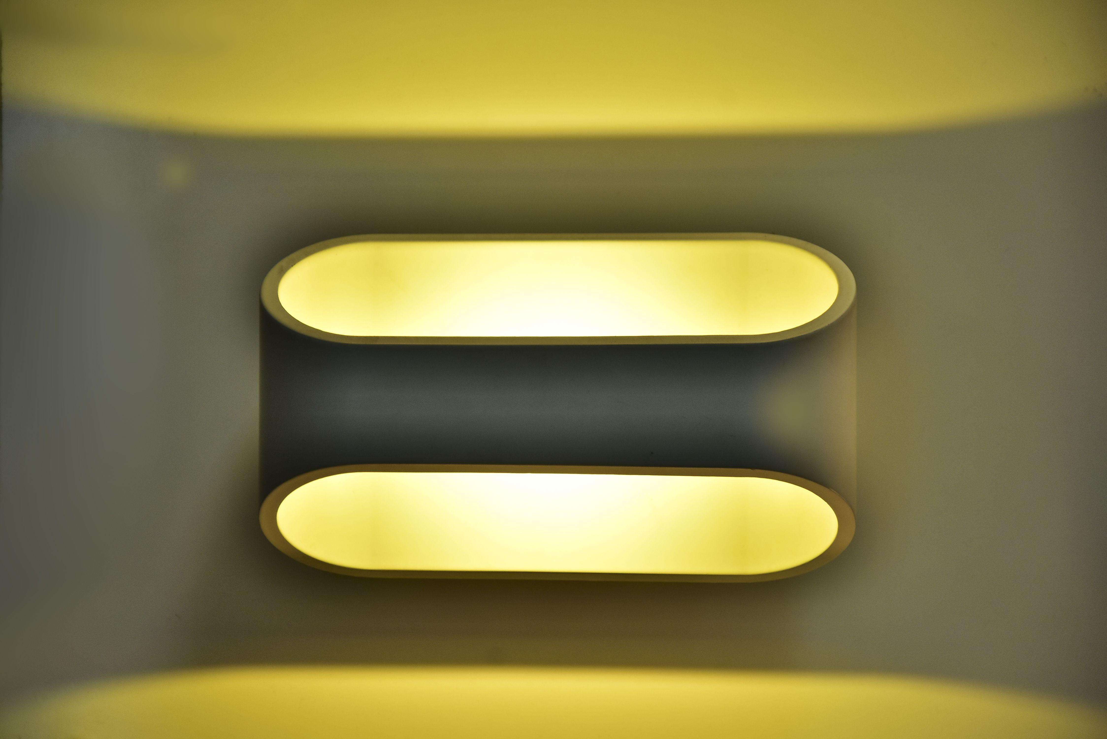 Simple Hidden wall light