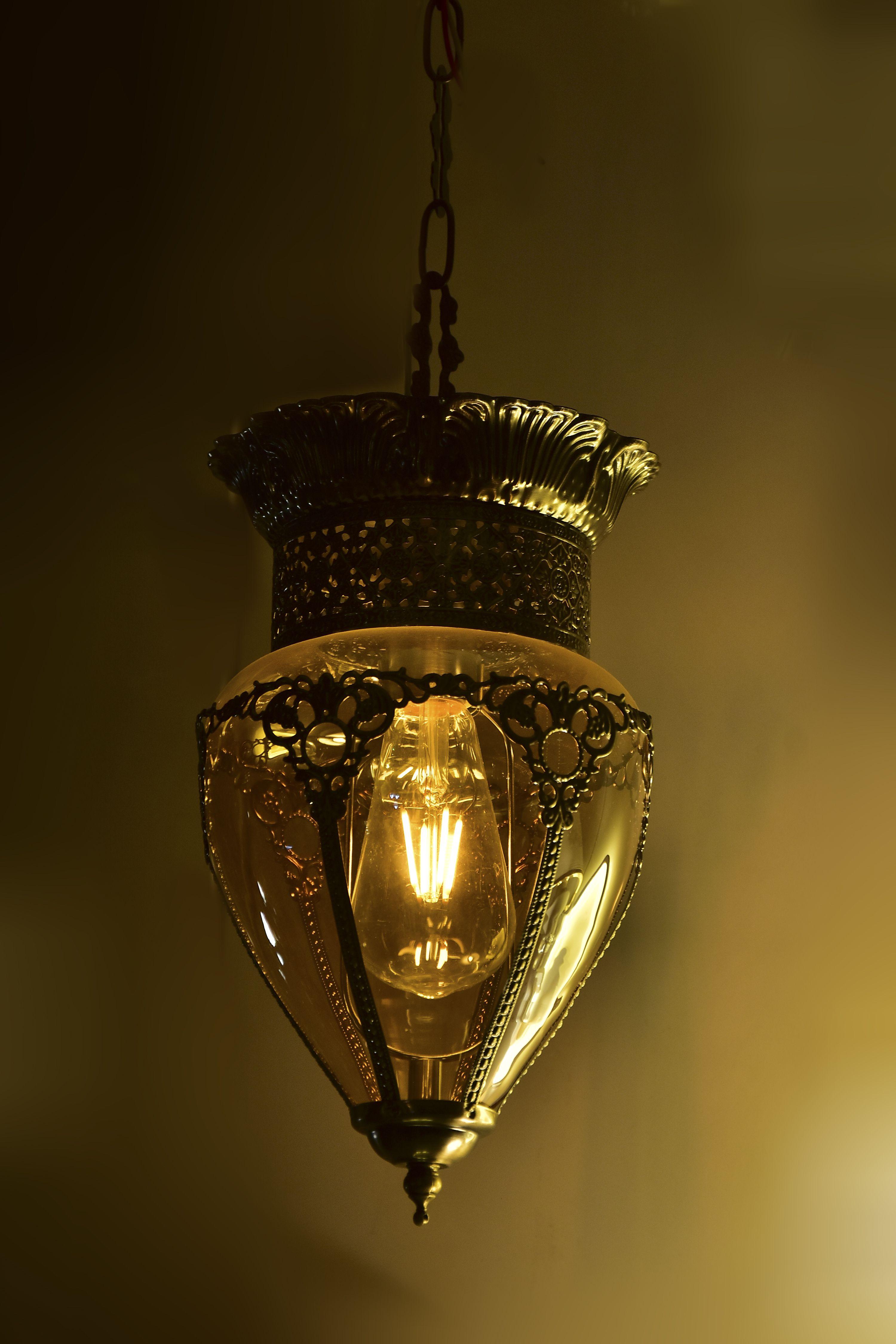 Antique-metallic-hanging