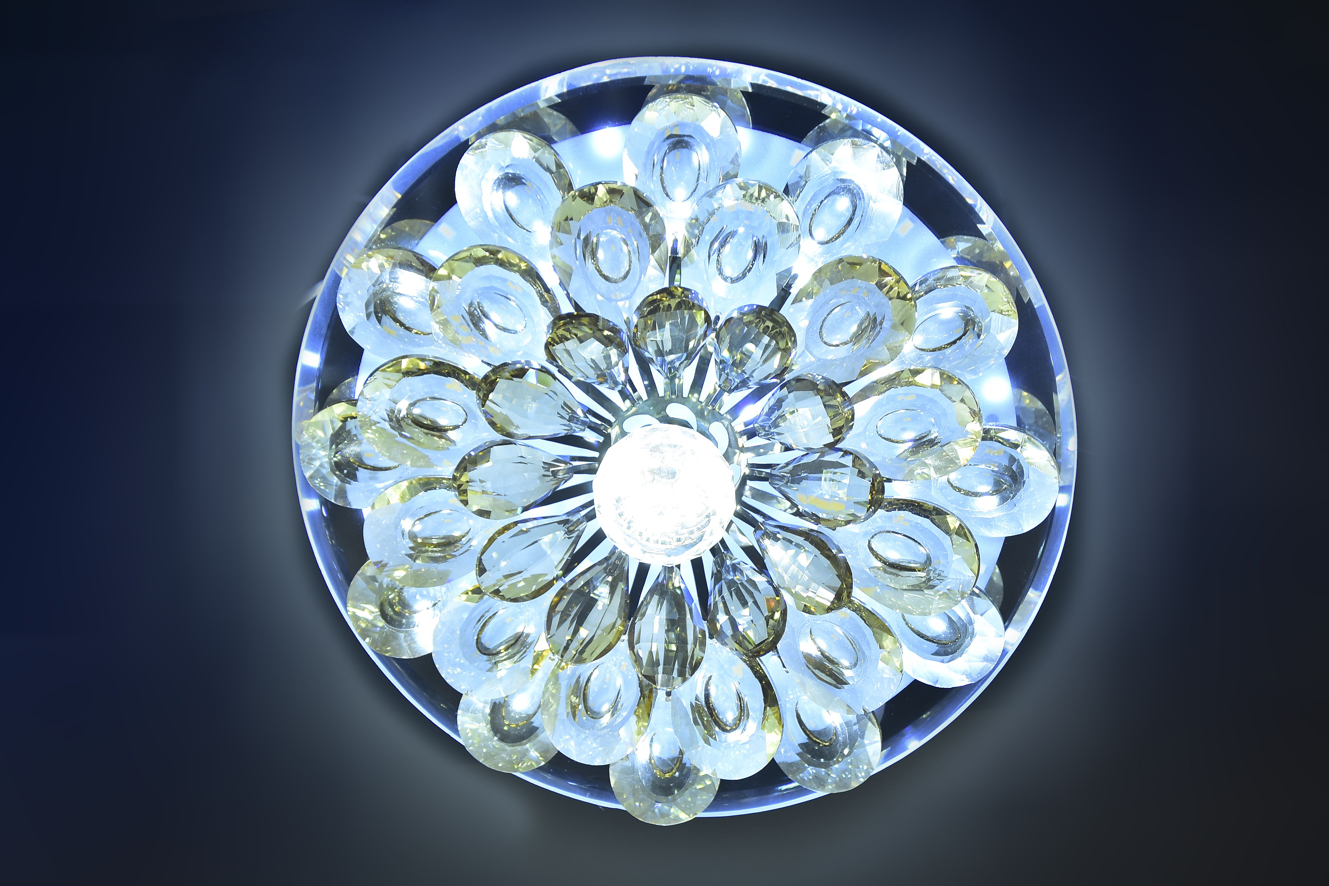 Crystal-Glass-Ceiling-light