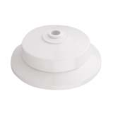 Premium Ceiling Rose (Surface, 2 Part + Earth Pillar)