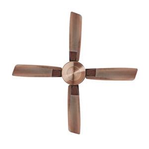 Aldora Premium Ceiling Fan - Antique Brass