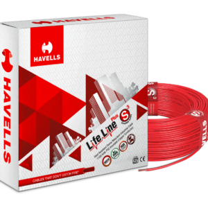 Life Line Plus S3 HRFR Cables 4.0 SQ. mm
