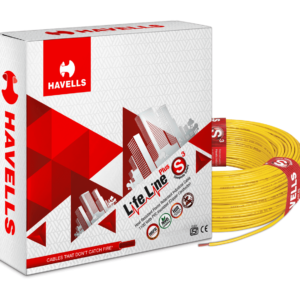 Life Line Plus S3 HRFR Cables 6.0 SQ. mm