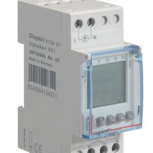 DX time switches - AlphaRex 3 D21, 1 channel