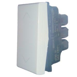 Legrand Myrius 673001 6A 2Way White Switch