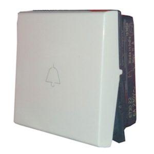 Legrand Myrius 673022 6A White Bell Push