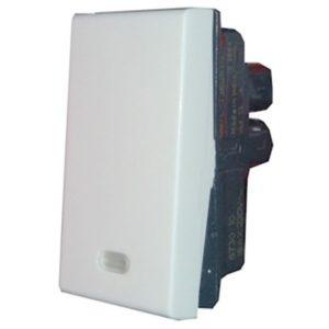 Legrand Myrius 673010 16A Indicator White Switch