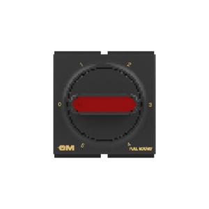 GM AA2042 Electronic Type 5 Step Fan Regulator 2 Module Full Rotary