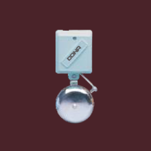 DOUBLE COIL Gong Bell