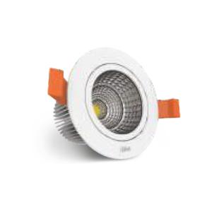 FIESTA 3000K 10W COB Spot Light Round