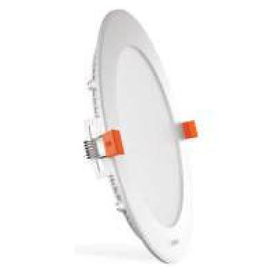PLANO 6500K 12W Ultra Slim Panel Light Round