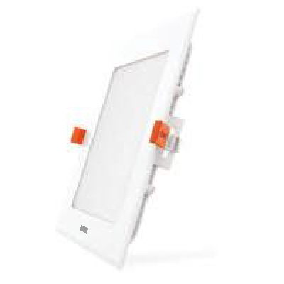 PLANO 3000K 12W Ultra Slim Panel Light Square