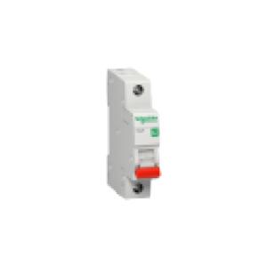 Easy 9 Isolator 63A Single Pole