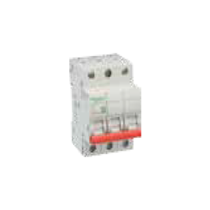 Easy 9 Isolator 63A Three Pole