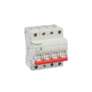 Easy 9 Isolator 63A Four Pole
